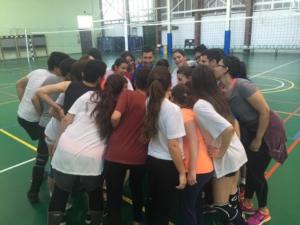 Grupo 1 voleibol