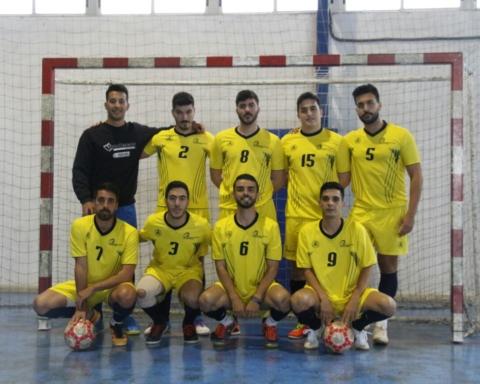 Foto facilitada por el Servicio de Deportes de la ULL