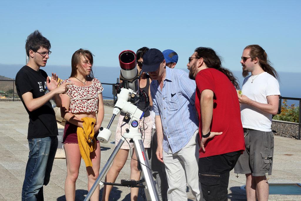 Documental 'Un lugar sobre las nubes'