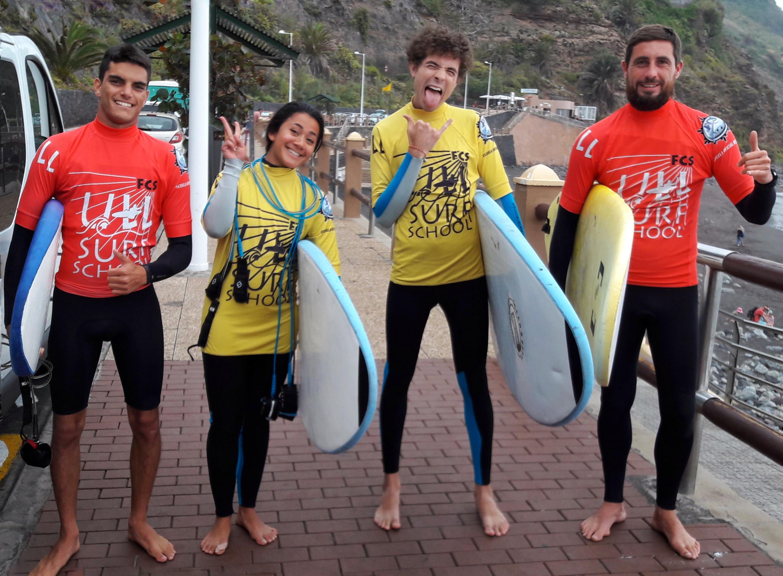 Curso Surf ULL