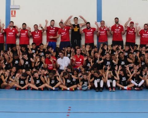 Participantes del Campus Javi Beirán La Gomera