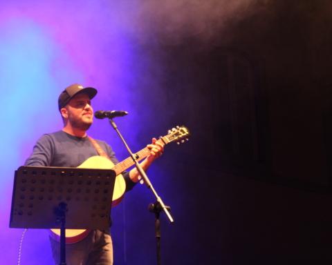 Diego Ojeda en el Festival Índice