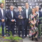 Entrega del premio Testigo de la Historia a 'El Ministerio del Tiempo'