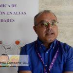 Francisco Noda, miembro del programa Cmparte ULL cree que se trata de una iniciativa enriquecedora para estudiantes y doctores.