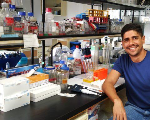 Javier Castro, profesor contratado laboral de interinidad del área de Anatomía y Embriología Humana de la ULL. Foto:ULL