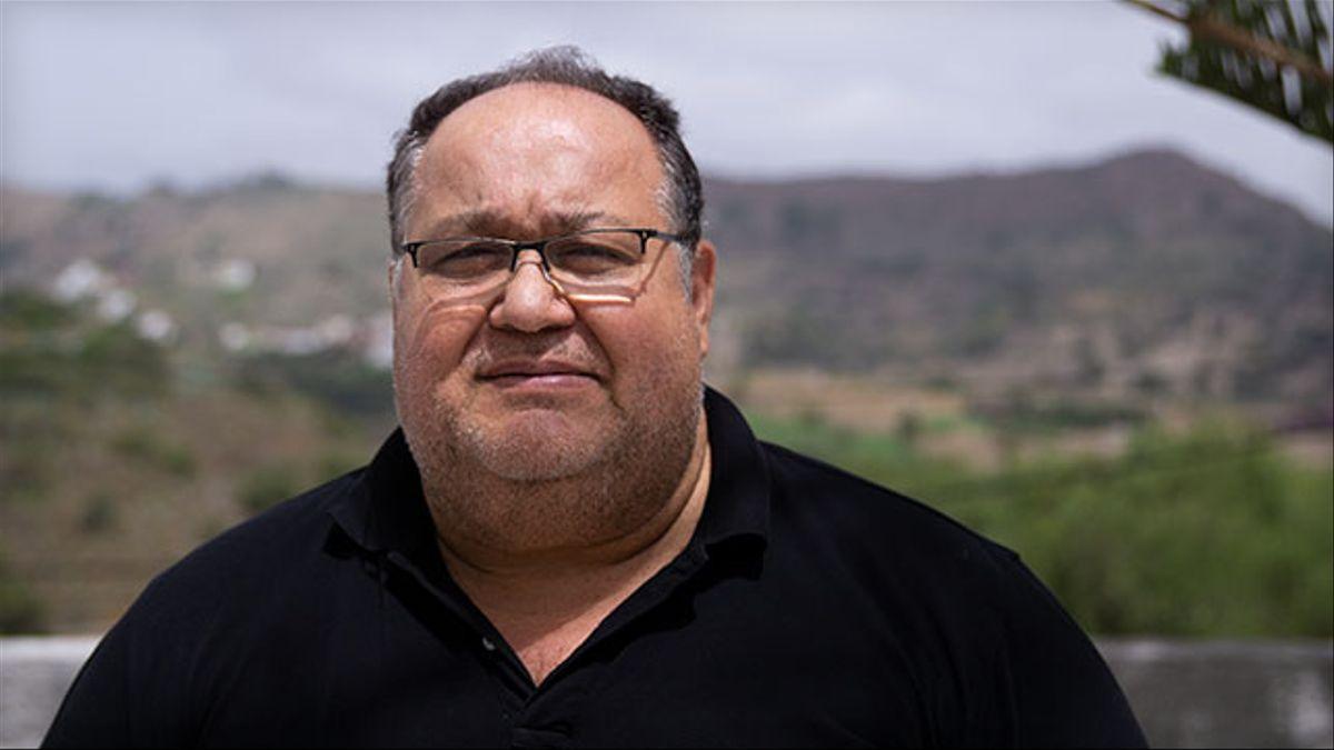 Nemesio Pérez Rodriguez, director de INVOLCAN. Foto: PULL