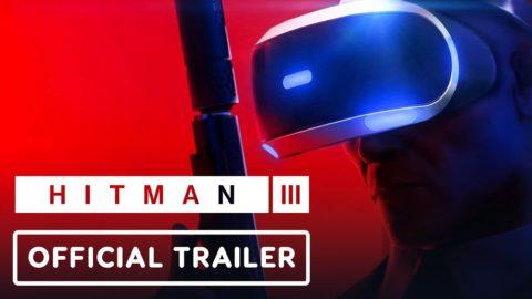 'Hitmam 3' más real que nunca en PlayStation VR