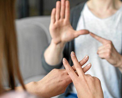Taller de lengua de signos española
