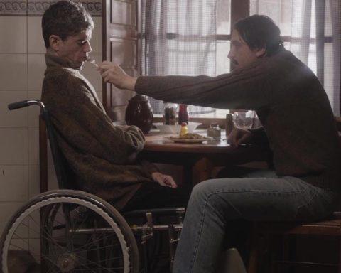 """Secuencia del tráiler de la película """"Amigo"""". Foto: PULL"""