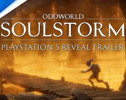 'Oddworld: Soulstorm', gratuito con la suscripción de PlayStation Plus