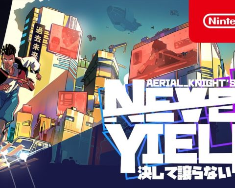Trailer del juego Aerial Knight's Never Yield